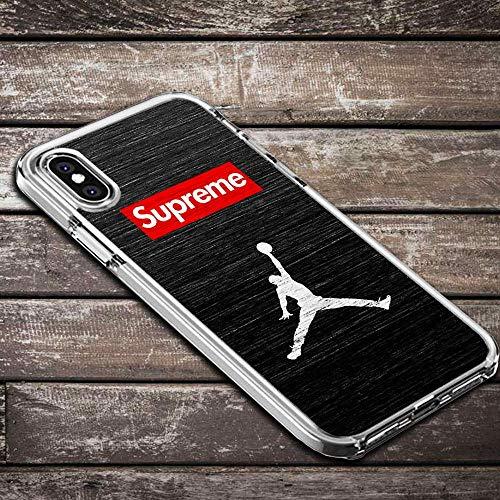 Goodsprout vgr Jrardvn Supreme Lragra Phone Case Transparent Silicone Cover For Funda iPhone 7 Plus 5.5/Funda iPhone 8 Plus 5.5