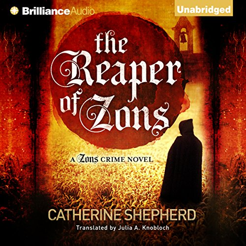 The Reaper of Zons audiobook cover art