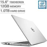 Dell Inspiron 15 5000 15.6-inch Touchscreen FHD 1080p Premium Laptop, Intel Quad Core i5-8250U...