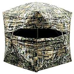 This bowhunting gift photo shows the Primos Double Bull Deluxe Ground Blind.