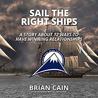 Sail The Right Ships audiobook cover art