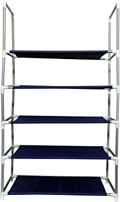 RMA Handicrafts Shoe Rack Without Cover (Twin Extra-Long)