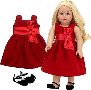 Best american girl red dress Reviews