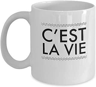 Coffee Mug 11 oz C'est la vie