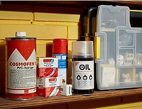 Arregui Secret Spray Disguised Cash Box - Steel - 109x 75x 75mm - Spray Can Design - Multicoloured