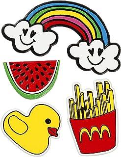 Soft Stickers, sheet 12,2x17,75 cm, Summer Fun, 1sheet