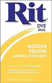 Rit Dye Powder-golden Yellow