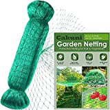 Red Proteccion - Malla Antipajaros Birdnet 10m x 4m Red Protección de Nylon para Campos Cultivos Gatos y Balcónes, Malla Antipájaros para Protección de Jardín