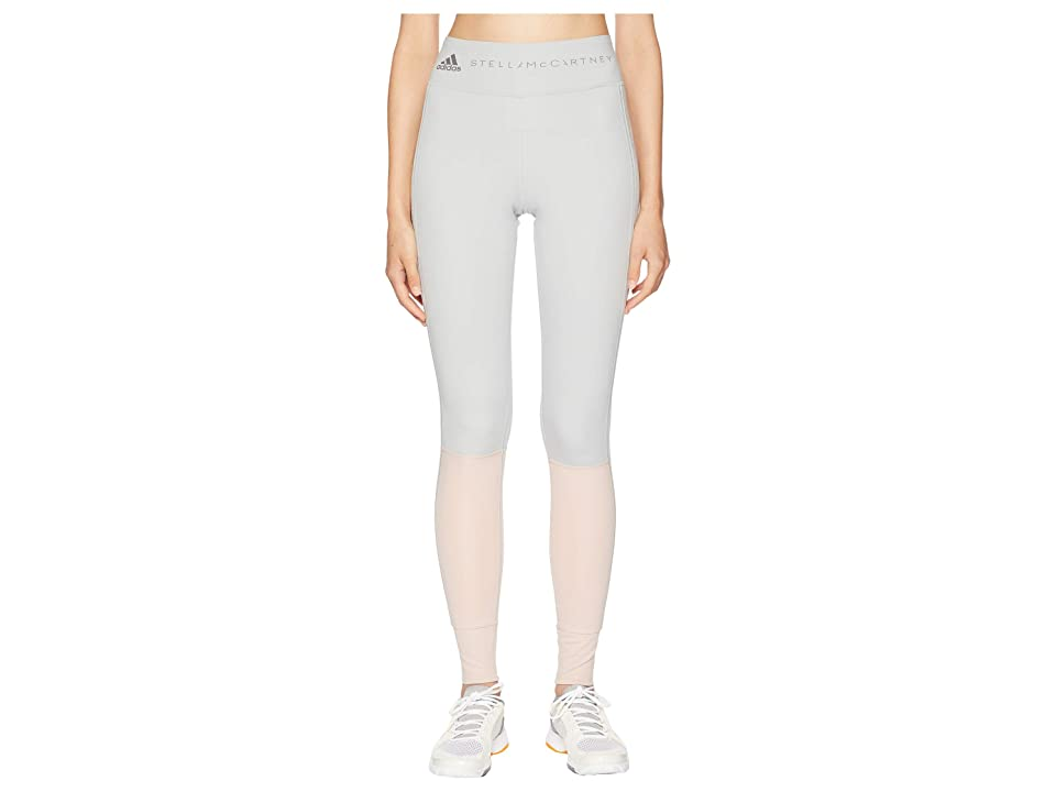 adidas by Stella McCartney Yoga Comfort Tights CZ1783 (Pearl Rose SMC/Stone) Women