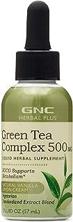 Sponsored Ad - GNC Herbal Plus Green Tea Complex Liquid Dropper 2oz, Supports Metabolism