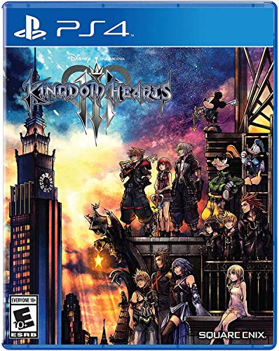 Kingdom Hearts III – PlayStation 4 – Standard Edition
