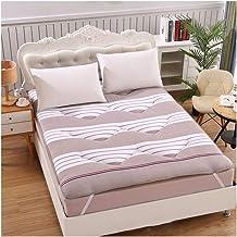 Tatami Mattress, Japanese Mattress Futon Mattress, Foldable Leisure Bed Mattress Foldable Sleeping Pad Boys Girls Dormitor...