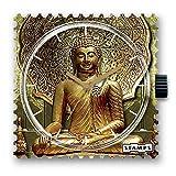 Stamps - Cadran de montre Stamps pali - 4 x 4 cm