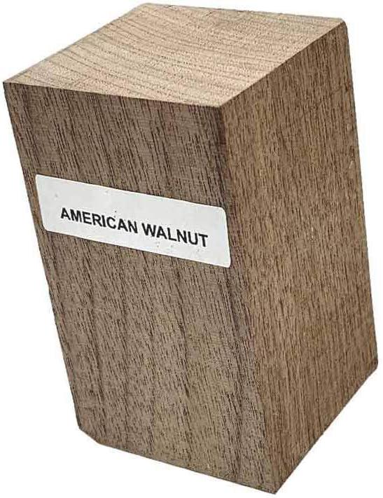 Exotic American Black Walnut Blanks Turning Bl 直営ストア Suitable お買い得品