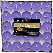 NXYCXXJS Tea Wax Round Candle Easter Lantern Candle Decoration Church Smokeless Romantic Love Wedding Burning Candle Candl...