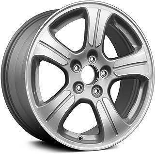 Partsynergy Replacement For New Replica Aluminum Alloy Wheel Rim 18 Inch Fits 2012-2015 Honda Pilot 5 Lug 120.65mm 5 Spokes