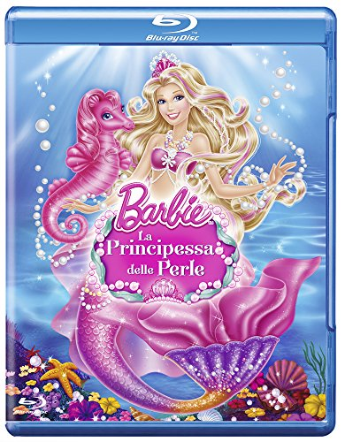 Barbie e la Principessa delle Perle (Blu-Ray) [Italia] [Blu-ray]