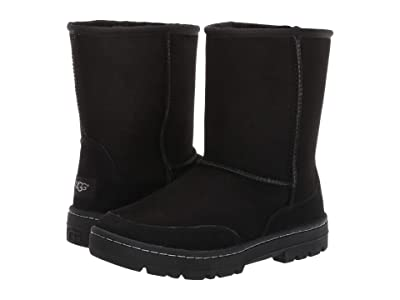 UGG Ultra Short Revival (Black) Women