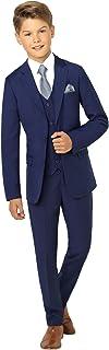 Paisley of London, Monaco Blue Slim Fit Suit, Boys Formal Occasion Wear Set, X-Large - 20