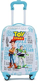 Disney - Toy Story 17in Small 4 Wheel Hard Suitcase