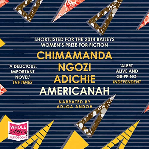 Americanah  By  cover art