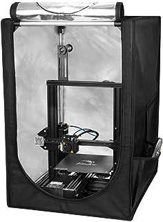 Creality Fireproof and Dustproof 3D Printer Enclosure Mini 3D Printer Tent for Ender 3 / Ender 3 pro/Ender 5, Constant Tem...