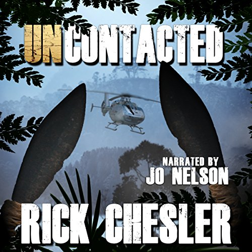 Uncontacted audiobook cover art