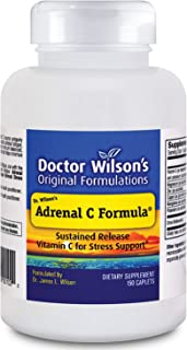 Doctor Wilson's Original Formulations Adrenal C Formula 150 caplets