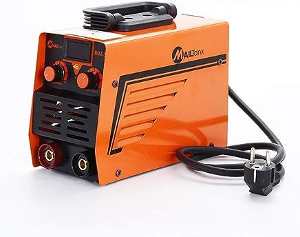 XMAGG® Soldador Inverter Profesional Soldadora Electrodos Equipo de Soldadura portátil 220V Hogar