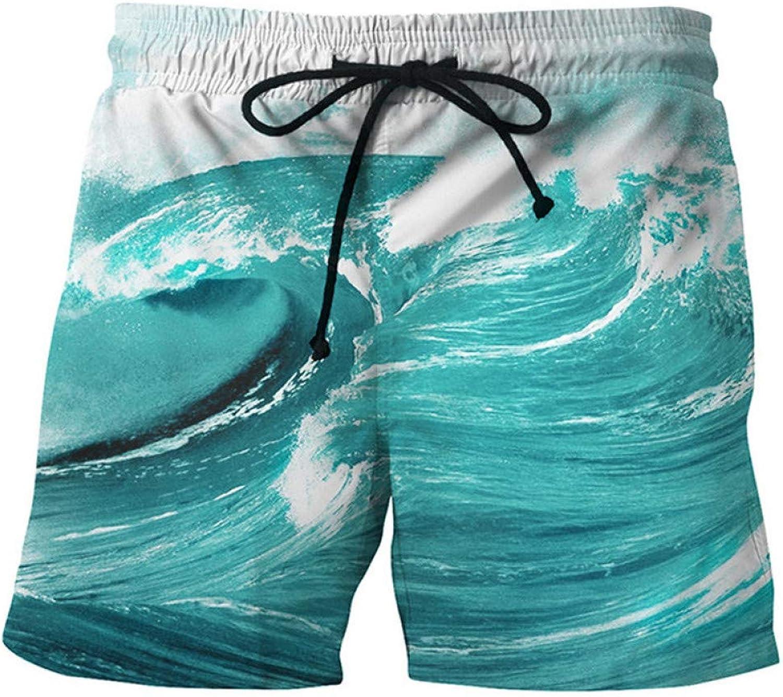 EEDDCC 3D Print Meer Und Sky Wave Männer Shorts Shorts Shorts Für Sommerferien Lässige Surfboard Shorts Strandhose Männer Elastische Atmungsaktive B07PPSWQZY  Langfristiger Ruf 4de408