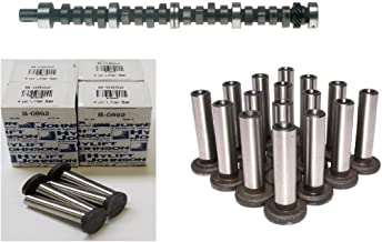 Camshaft & Lifters Kit compatible with 1955 56 57 58 59 60 61 62 63 64272 292 312 Ford Y-block