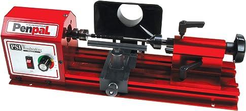 PSI Woodworking PENPAL Portable 15-Pound Mini Penmaking Lathe