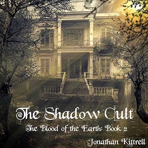 The Shadow Cult audiobook cover art