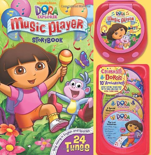 Dora Music Player 10th Anniversary Edition (Music Player Storybook)