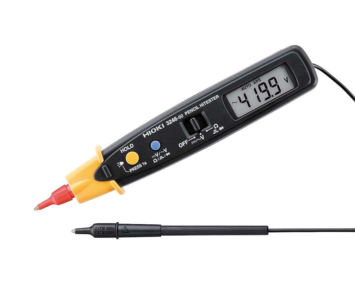 前奏曲あいにく充電HIOKI (日置電機) 3246-60 デジタルマルチメーター