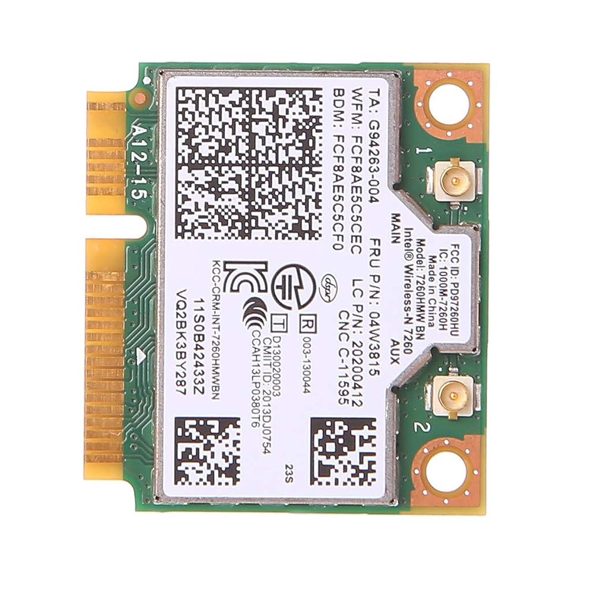 Bbbbaby 适用于IBM Wireless N Card Fru 04W3815 7260HMW-BN 20200412