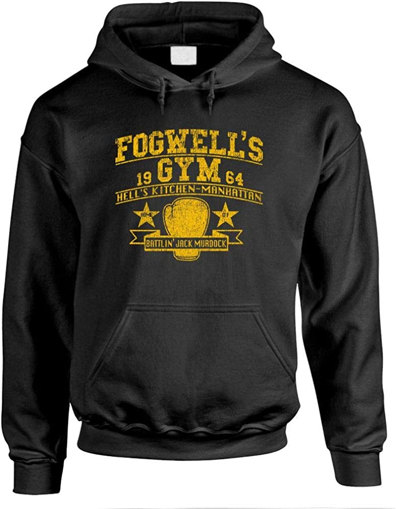 The Chicago Mall Goozler FOGWELL'S Gym Pullover - Hoodie Austin Mall