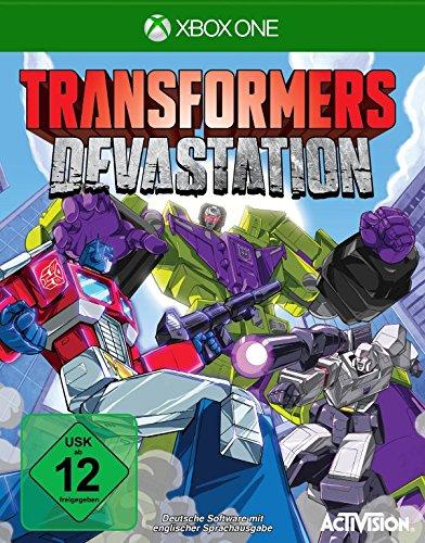 Transformers Devastation - [Xbox One] - [Edizione: Germania]