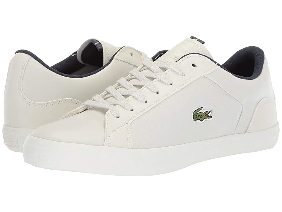 Lacoste Lerond 418 1 (Off-White/Off-White) Men