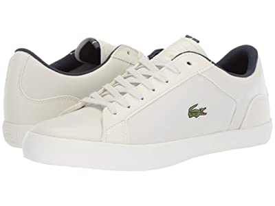 Lacoste Lerond 418 1 (Off-White/Off-White) Men