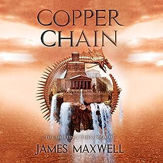 Copper Chain audiobook cover art