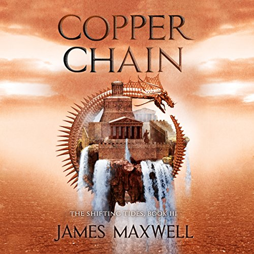 Copper Chain audiobook cover art