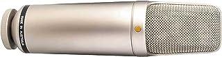 Rode NT1000 - Micrófono (Studio, -36 Db, 20-20000 Hz, Alámbrico, 54 x 209 mm, 682g) Oro