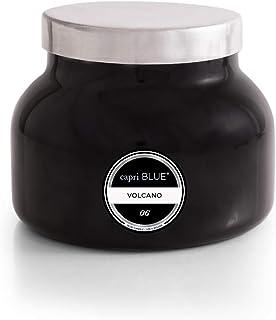 Capri Blue Candle - 19 Oz - Volcano - Black