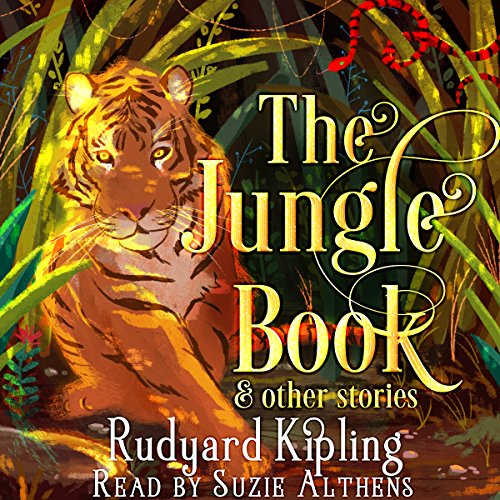 The Jungle Book and Other Stories cover art