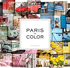 Image of Paris in Color Hardcover. Brand catalog list of Chronicle Books.