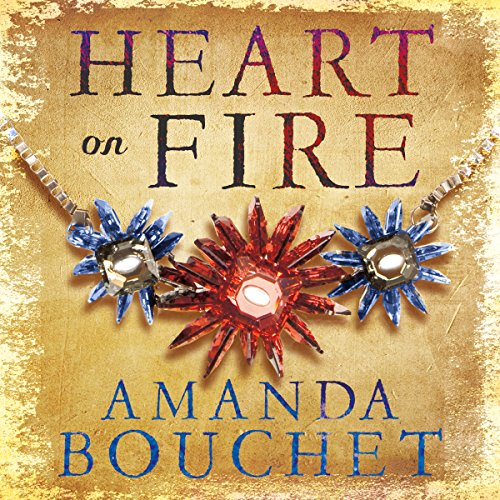 Heart on Fire audiobook cover art