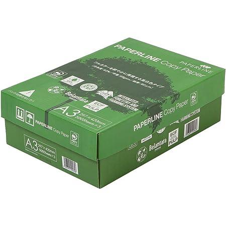 APP 高白色 コピー用紙 コピーペーパー A3 白色度93% 紙厚0.09mm 1500枚(500枚×3冊) PEFC認証