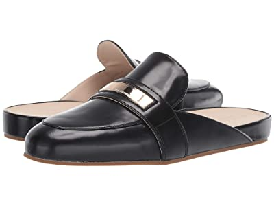 Cole Haan Aria Mule (Black Box Leather) Women
