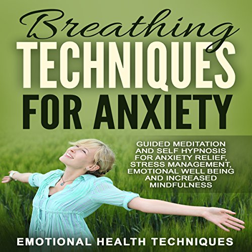 Breathing Techniques for Anxiety cover art